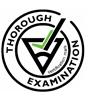 CFTS Thorough Examination certified logo