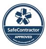 SafeContractor accreditation logo